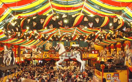 Not so long until Oktoberfest 2012. MunichFOTO/Jeff Ely